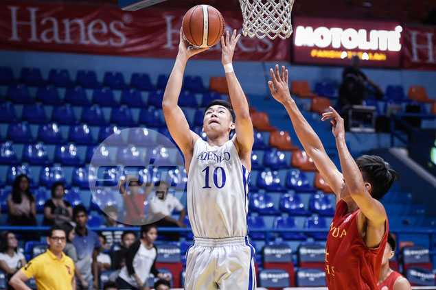 Eaglets standout Dave Ildefonso moves to NU to join dad Danny I, brother Shaun