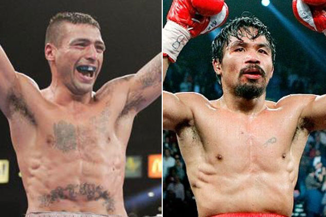 Projected Pacquiao foe Matthysse an exciting KO artist - if he shows up in shape