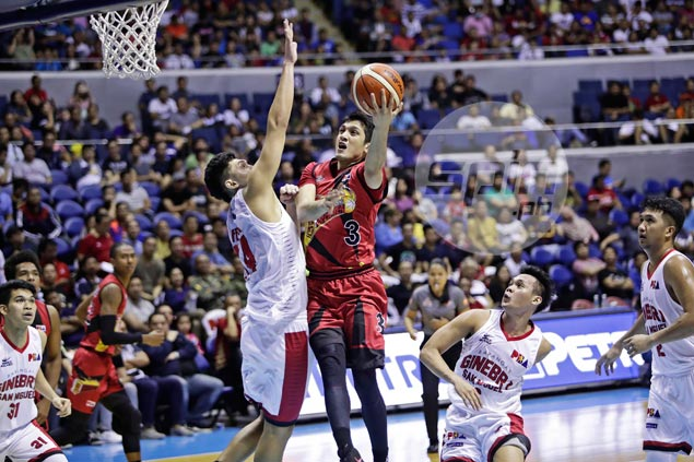 Von Pessumal's career-game another testament to great depth of SMB bench