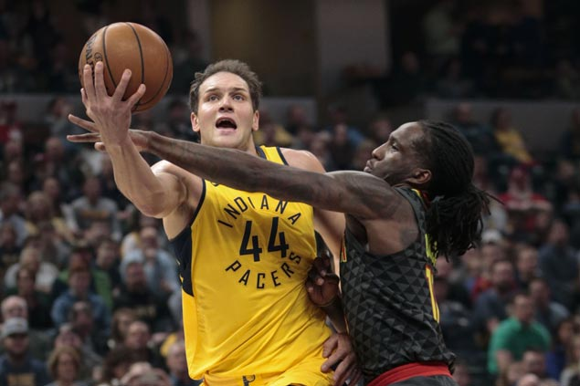Looking refreshed after lackluster home loss, Pacers score big win over Hawks
