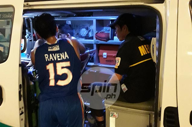 Kiefer Ravena quick to show support for 'Kuya Ping' after scary injury on Magnolia vet