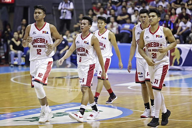 Scottie Thompson calls for support to match SMB firepower as Ginebra eyes to level semis series