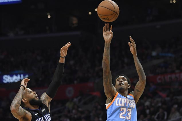 Clippers down Magic to move a half-game ahead of Jazz, Nuggets in race for eighth spot