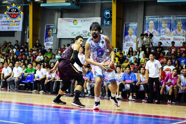 Marlou Aquino continues to deliver quality minutes for streaking Bulacan Kuyas
