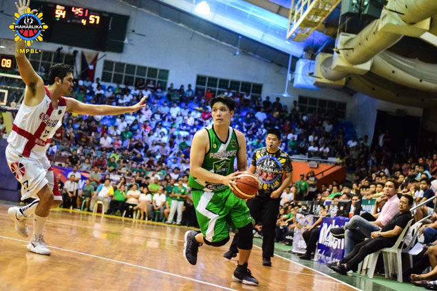 Unable to say no to Tatay Aric, Jemal Vizcarra catches second wind in basketball career