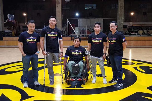 Pilipinas Warriors wheelchair basketball team gets new sponsors ahead of Asian Para Games