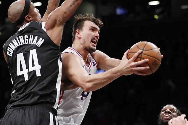 Sixers ride fourth quarter blitz to exact payback with blowout win against Nets