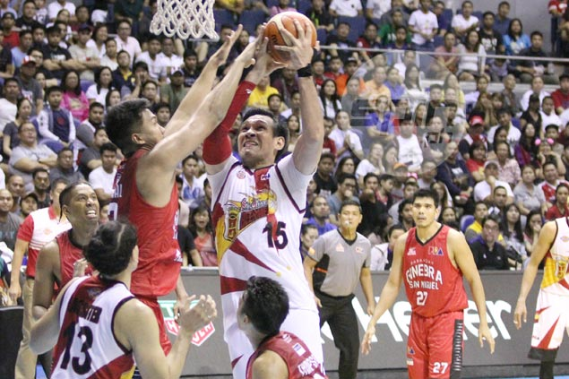 San Miguel seeks to put Ginebra in a 0-3 hole only one team has come out of