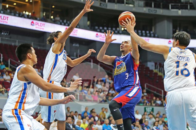 Paul Lee haunts former coach Guiao as depleted Magnolia rips NLEX to tie series