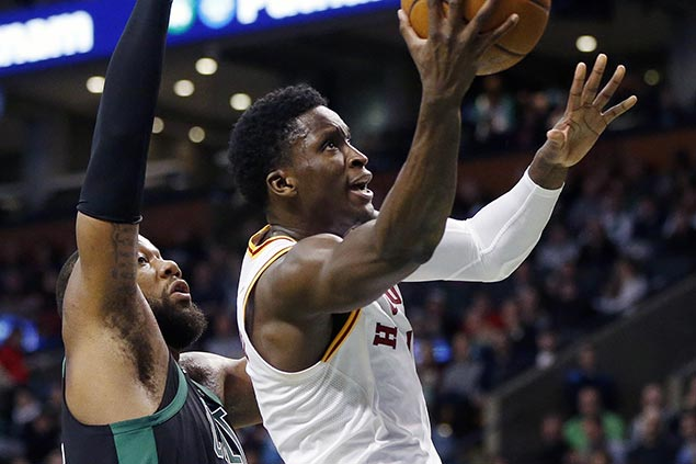 Pacers hold off depleted Celtics as Irving adds to Boston's injury woes