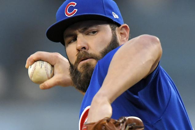 Free agent Jake Arrieta settles for $75 million three-year deal with Phillies