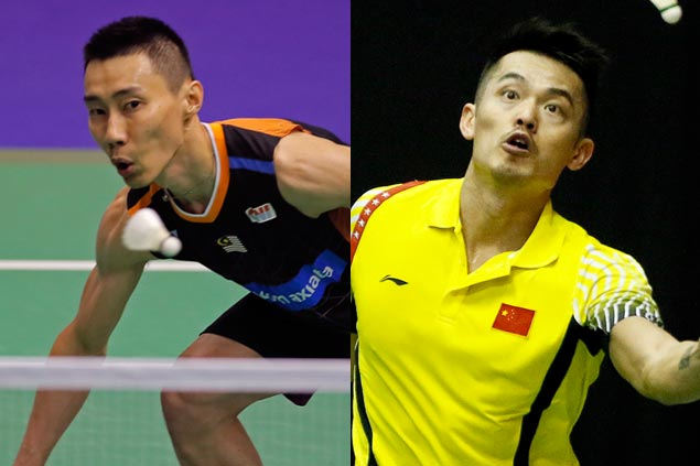 Lin Dan, Lee Chong Wei on course of 40th duel as badminton greats see action in All England Championships