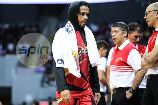 Chris Ross shrugs off strained thigh, insists SMB can win with or without him