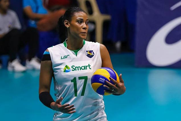 All eyes on PSL record holder Gyselle Silva as Smart faces Sta. Lucia