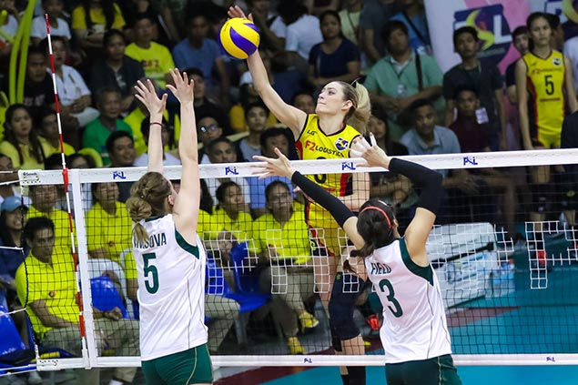 F2 Logistics overcomes flat start to turn back Sta. Lucia in PSL Grand Prix