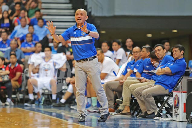 Longer series vs Pingris-less Magnolia will be to NLEX's advantage, says Guiao
