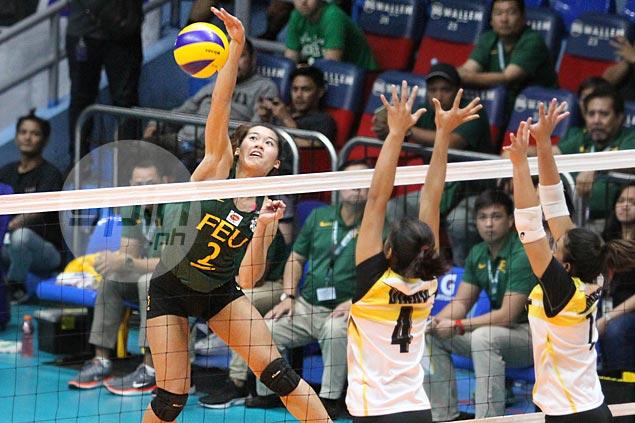 Lady Tamaraws climb to third spot, push Tigresses to brink of elimination