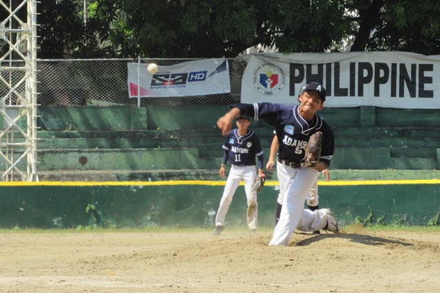 Adamson closes in on UAAP baseball title with seven-inning demolition of La Salle