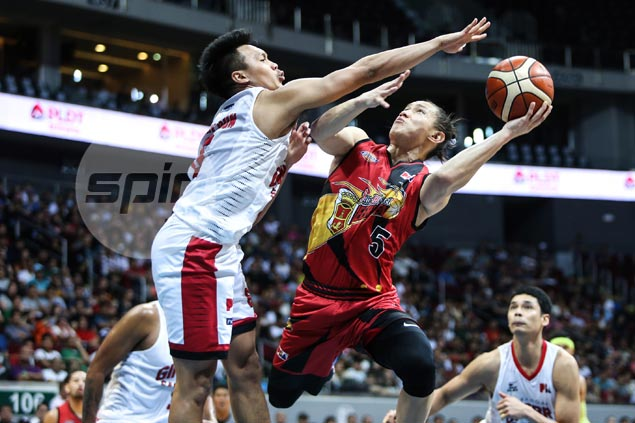 Scottie Thompson leaving PBA stars in the shade in first wave of All-Star votes
