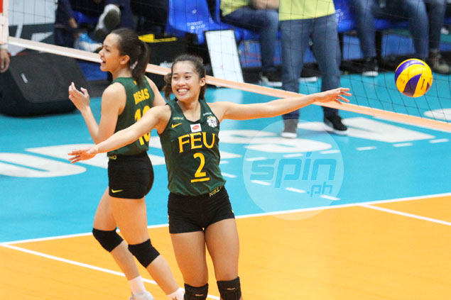 FEU star Bernadeth Pons keeps promise, makes up for worst game of season