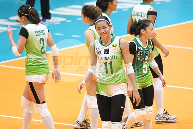 Kim Dy stresses much work still lies ahead for new UAAP leader La Salle