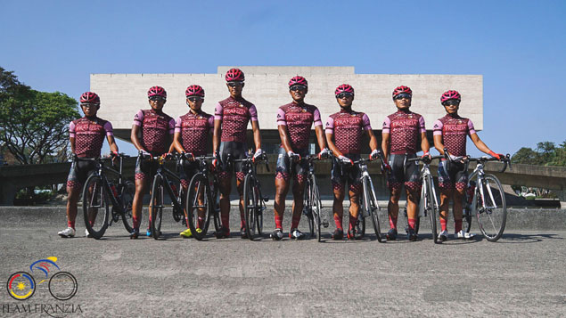 Franzia PRO Team goes the extra mile in road to fitness by competing in Ronda 2018