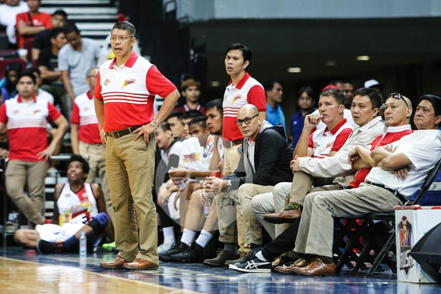 Leo Austria says San Miguel 'can smell another championship'