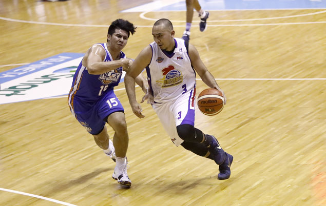 Magnolia 'decoy' Paul Lee thrilled for defense-specialist Jalalon scoring outburst in crucial win