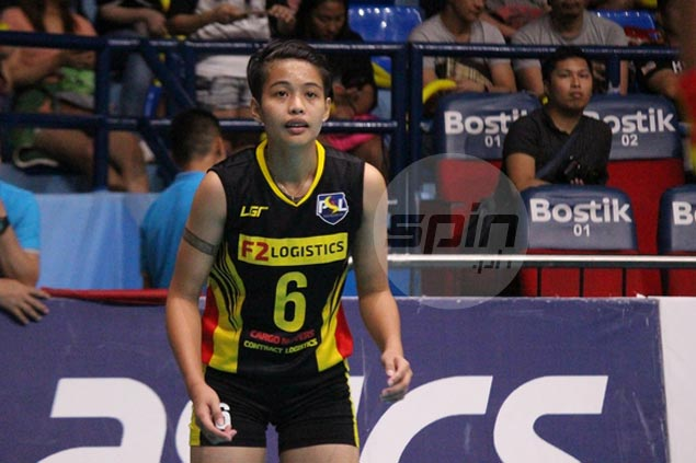 F2 Logistics defeats Cignal for third straight win in PSL Grand Prix