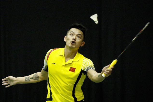 Lin Dan off to strong start, downs Hans-Kristian Vittinghus in All-England Open