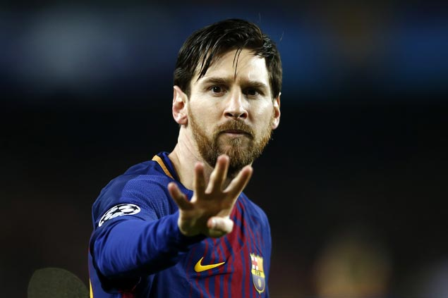 Lionel Messi reaches 100 Champions League goals as Barca downs Chelsea to gain quarters