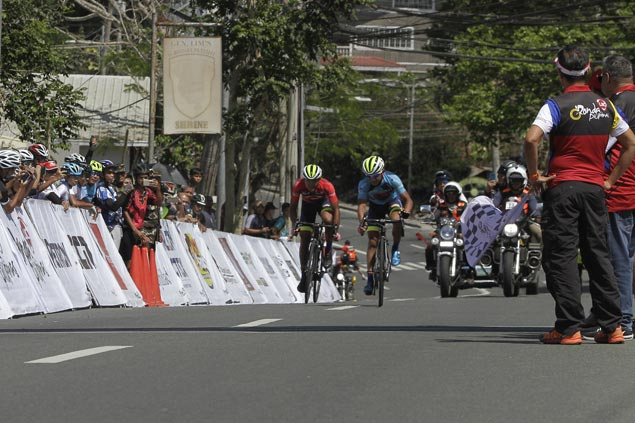 Ronald Oranza maintains seven-minute Ronda lead with second-place finish in Stage Nine