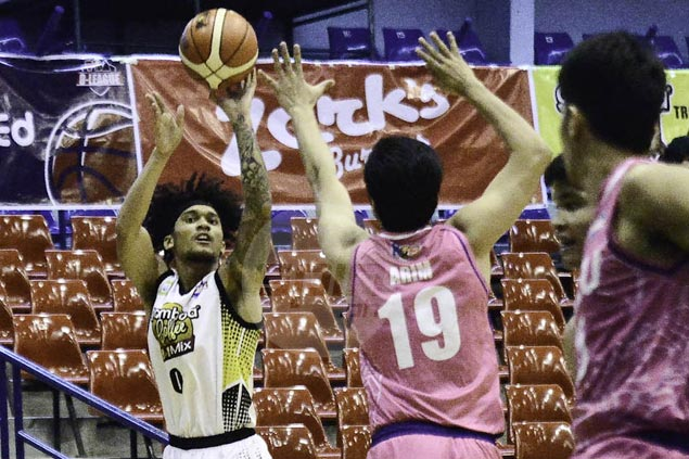 Gamboa-St Clare scores big win over CEU Scorpions as Rod Ebondo suffers back injury
