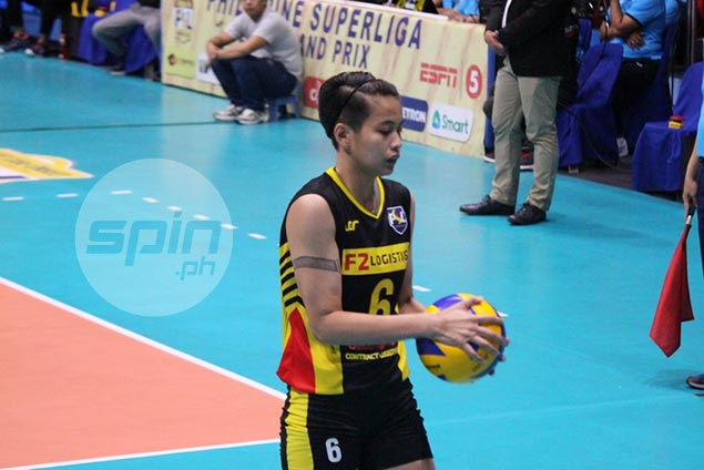 Ara Galang makes most of limited action in return from injury for F2 Logistics