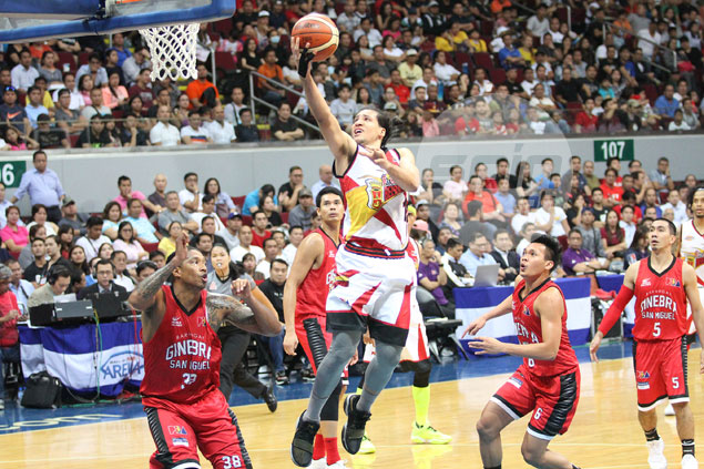 SMB deals Ginebra a Game 4 beating to move on verge of return to PBA Finals
