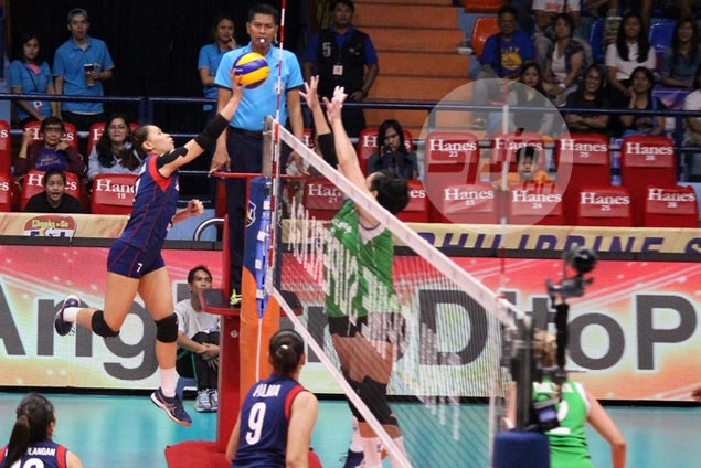 Petron completes sweep of PSL first round after four-set win over Cocolife
