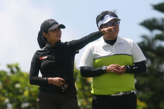 Princess Superal carries six-shot lead into final round in Tagaytay