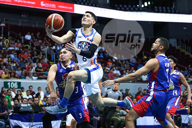 Kevin Alas glad NLEX gave defense-oriented Magnolia a dose of its own medicine