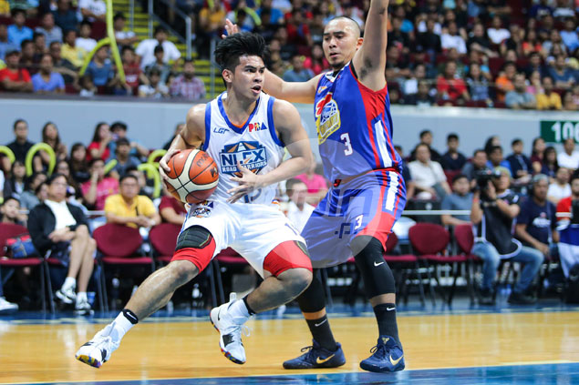 Ailing Kiefer Ravena plays down fourth quarter takeover in crucial win for NLEX