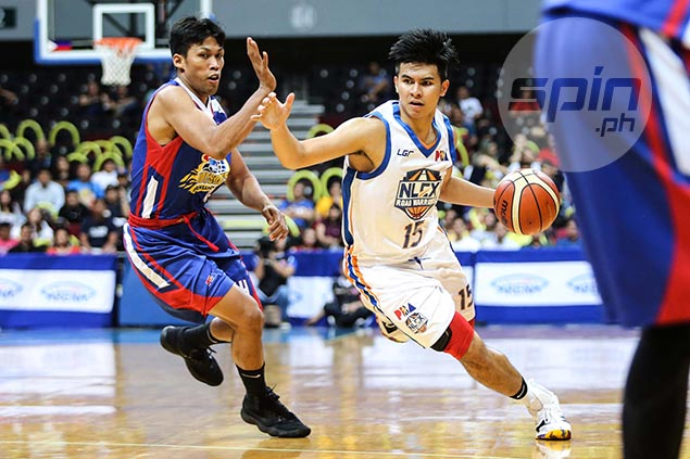 Clutch Kiefer Ravena hits douse late Magnolia rally as NLEX evens semis series