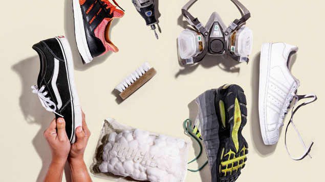 Your burning questions on how to revive your dying sneakers, answered