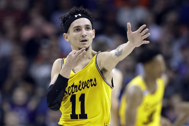 No. 16 UMBC makes NCAA history by ousting No. 1 Virginia
