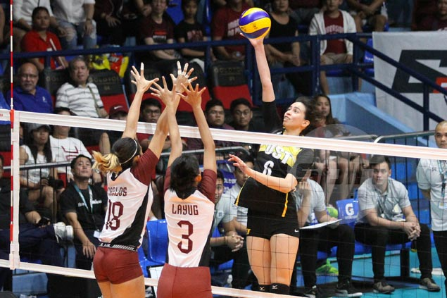 Tigresses down Lady Maroons to end five-match skid and keep faint semis hopes alive
