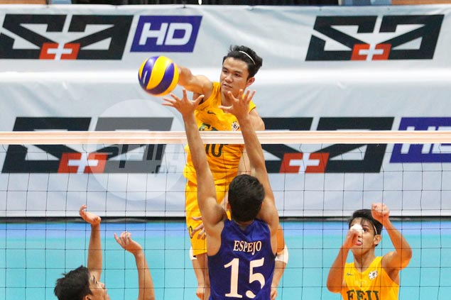 FEU repeats over Ateneo, spoils Marck Espejo's 39-point outing