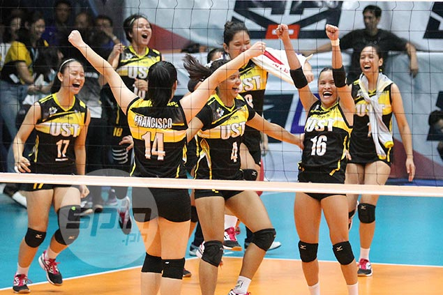 No more tears for UST star Rondina after Tigresses respond well to pre-game pep talk