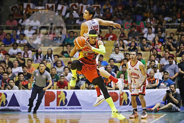 Arwind Santos stays grounded as Finals-bound SMB shifts into high gear for historic four-peat bid
