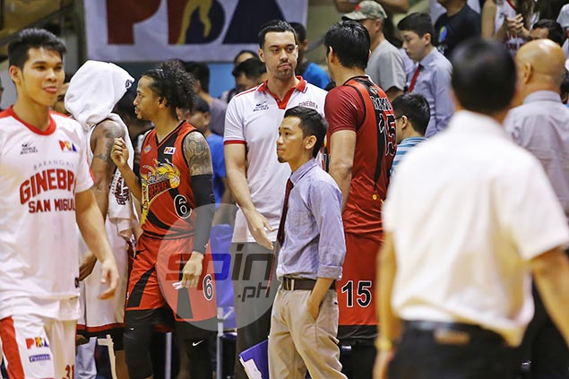 Cone admits injured Slaughter close to coming back but takes blame for Ginebra exit