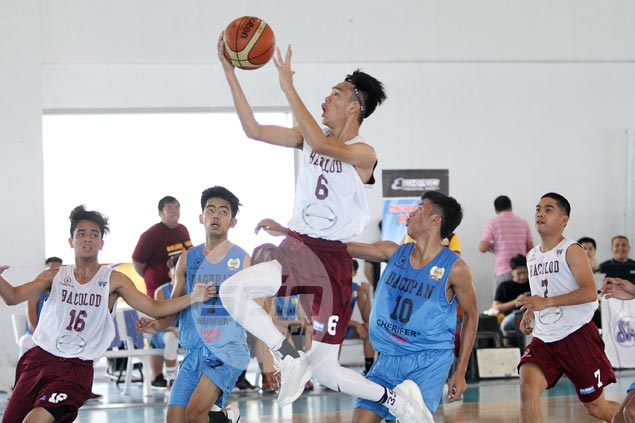 Bacolod Tay Tung, Saint Louis School gain ground in NBTC seeding round