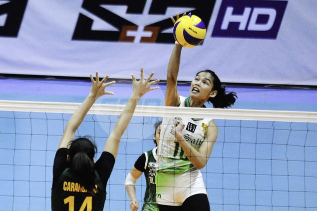 La Salle spikers prevail in five-set thriller against FEU to tighten grip on top spot