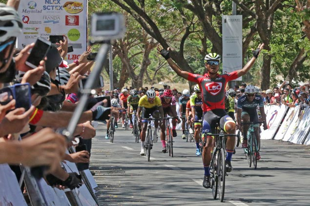 Ronald Oranza richer by P1 million after ruling Ronda Pilipinas in runaway fashion